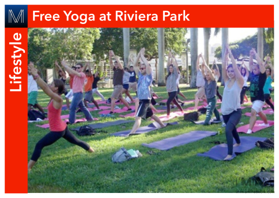 Free Yoga Clases Coral Gables