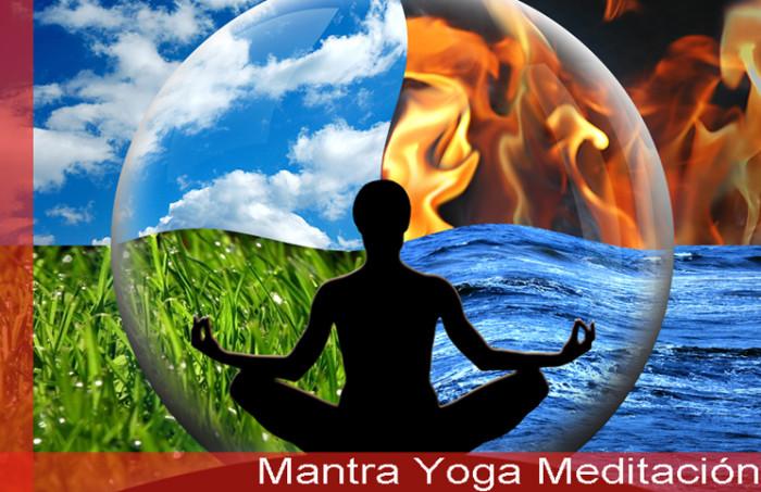 Mantra Yoga Meditacion