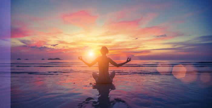 Mantra Yoga Meditación