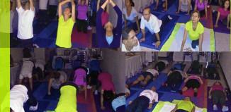 Profesor de Yoga Yanelis