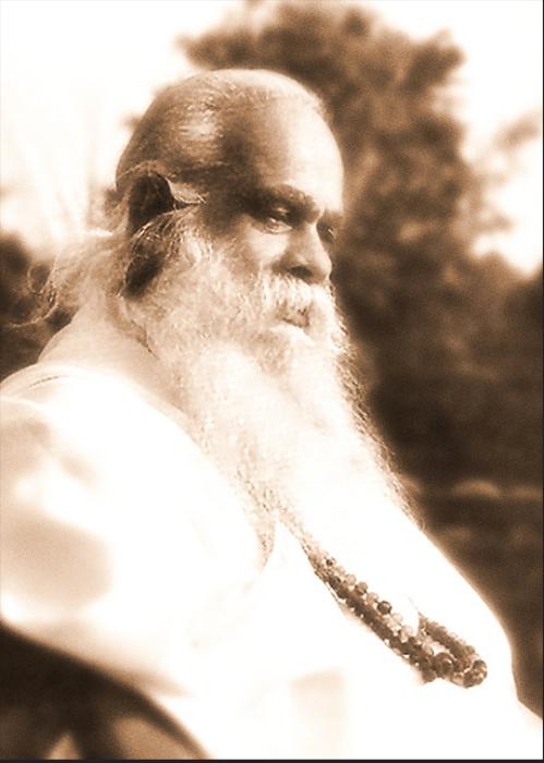 Swami Gurú Devanand